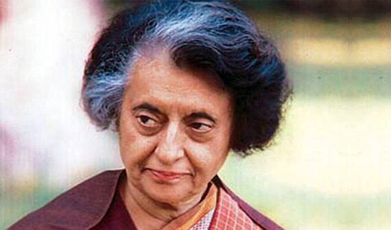 Smt Indira Gandhi